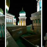 Фасады Московской Соборной мечети