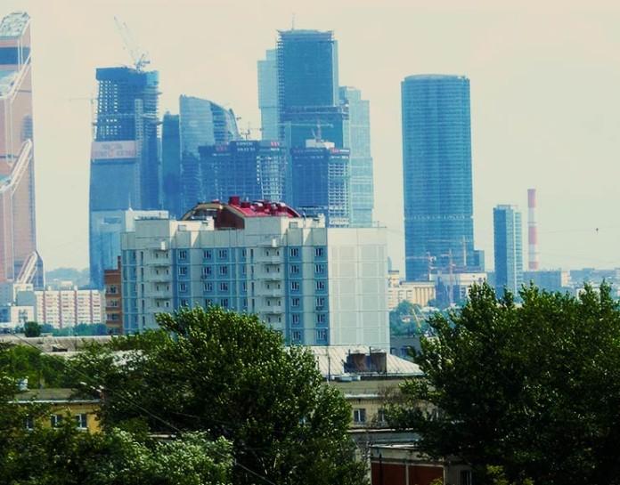 Москва, жилфонд