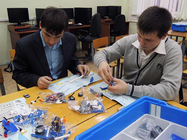 Инженерно-техническая школа