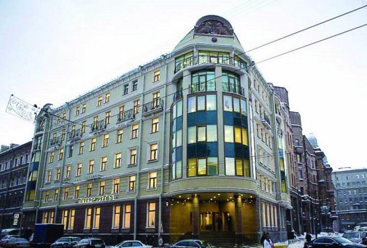 Здание «ПетербургГаз»