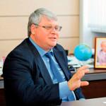 Д. Е. Быков, ректор СамГТУ