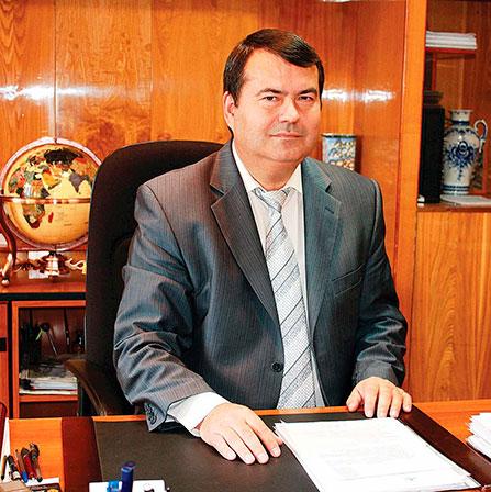 М. И. Бальзанников, ректор СГАСУ