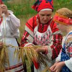 Плетение веночков