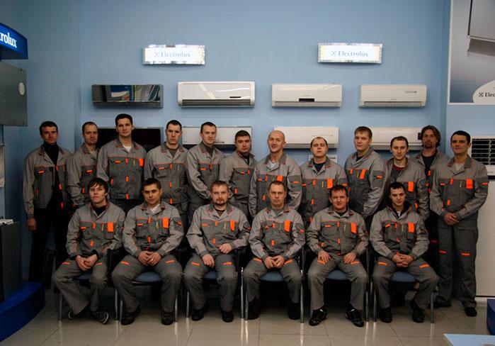 Команда «Русклимат»
