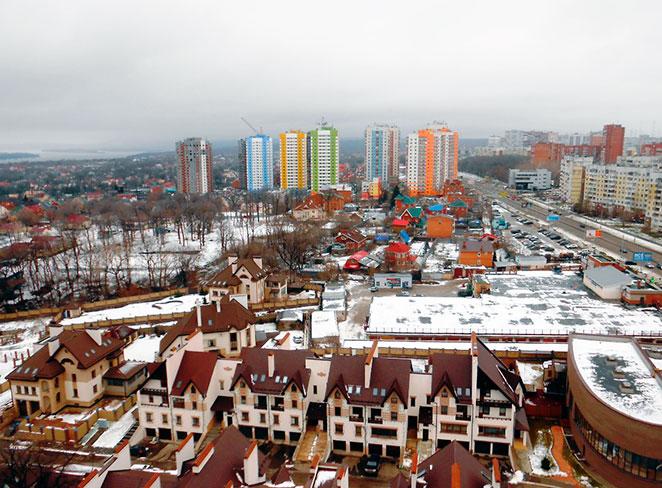 Самара, ул. Солнечная