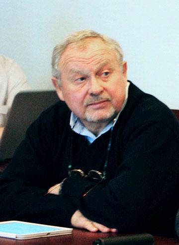 Профессор А.Г. Ткачев