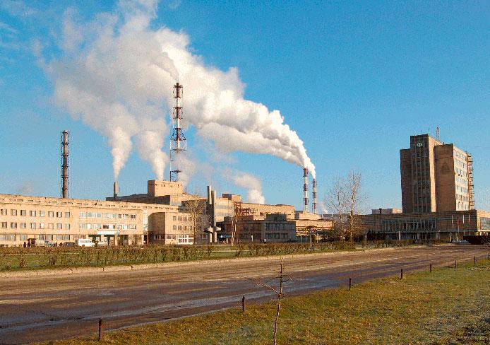 Завод «Фосфорит»