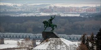 Салават Юлаев, Уфа