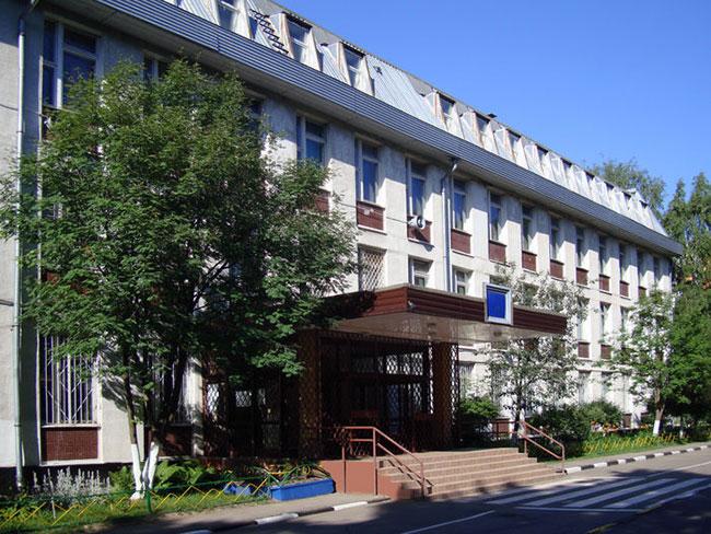 Москва, школа №46