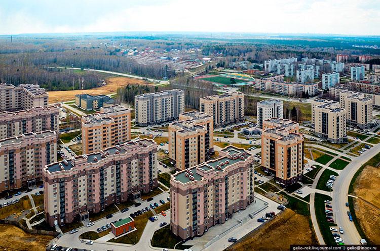 Кольцово, Новосибирская обл.