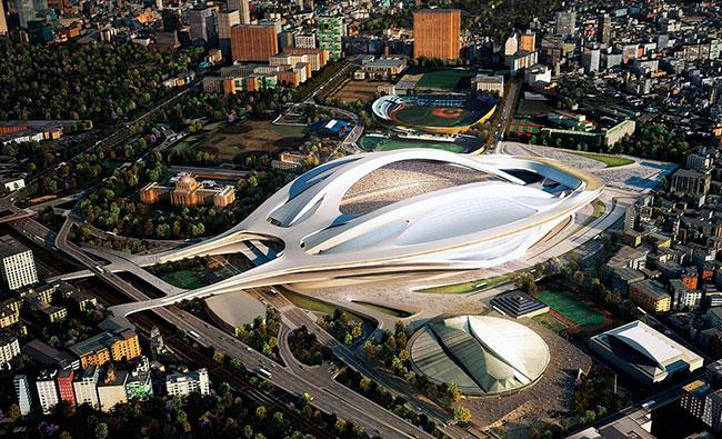 Стадион, Токио