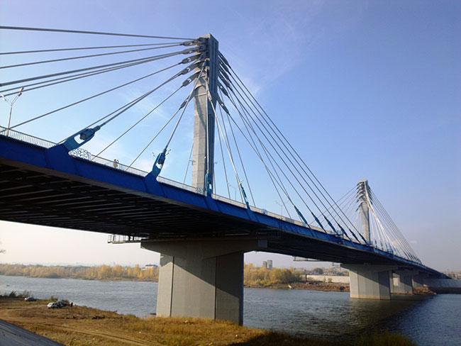 Самара Кировский мост