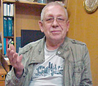 Швецов Владимир Александрович