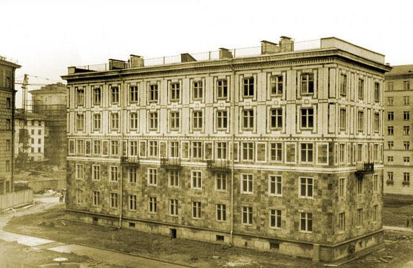 Ленинград, 1955