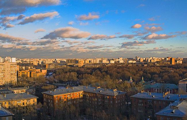 Москва, Академический