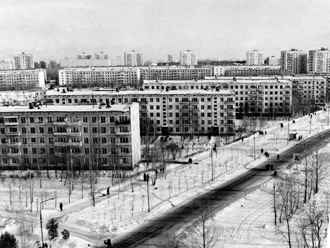 Москва, Солнцево