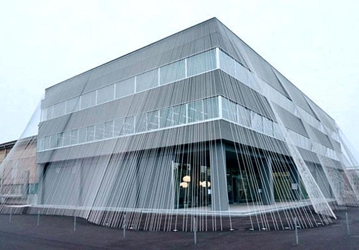 Сейсмостойкое здание Япония