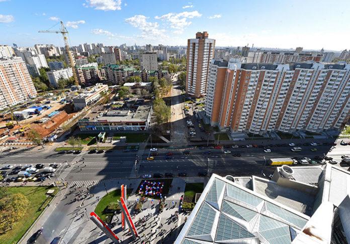 Кунцево, ул. Партизанская