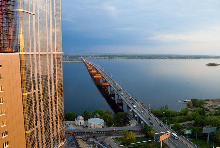 Саратов Волга
