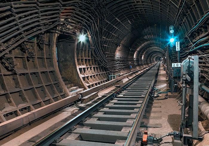 Тоннели, метрополитены