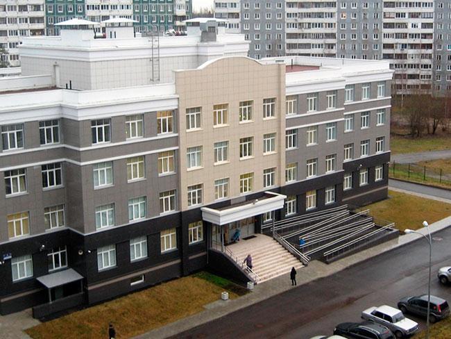 Поликлиника в Новом Девяткино