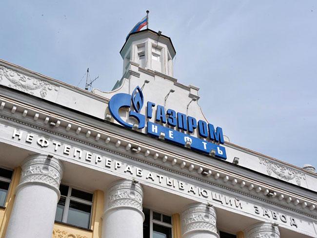 Газпромнефть - ОНПЗ