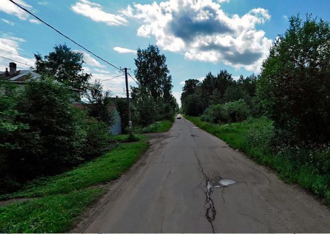 Павловск, ул. Колхозная