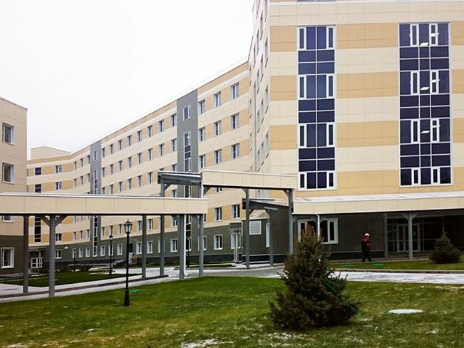 Госпиталь в Лыткарино