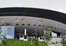 «Зенит-Арена», лето 2016 г.