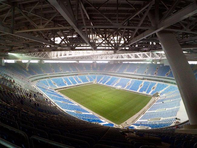 «Зенит-Арена», 26 октября 2016 г.