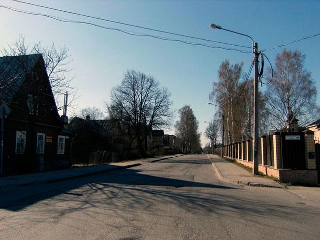 Павловск, Звериницкая