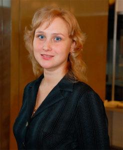 Екатерина Рощупкина
