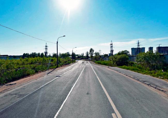 Проспект Блюхера