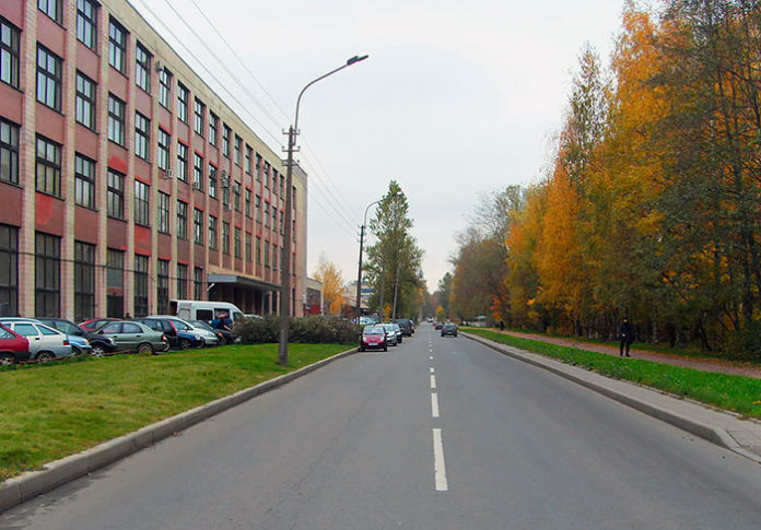 ул. Обручевых