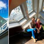 Роттердам. Кубические дома