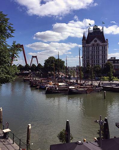 Белый дом, Роттердам