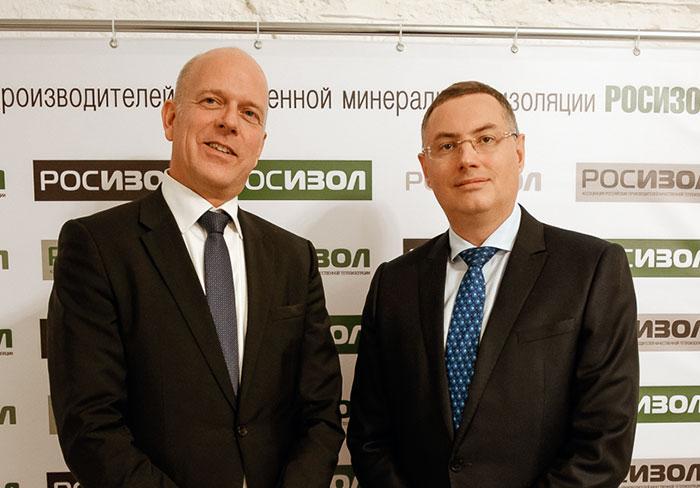 Виталий Богаченко и Ян те Бос