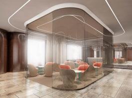 Проект офисного пространства