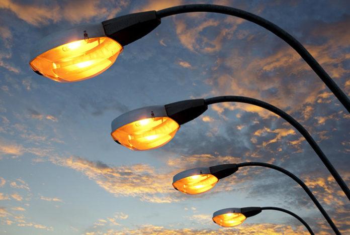 Городское освещение