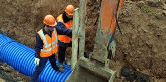 Реконструкция канализации